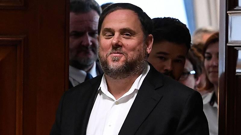 La justicia europea concluye que Junqueras debió ser reconocido como eurodiputado y gozar de inmunidad parlamentaria