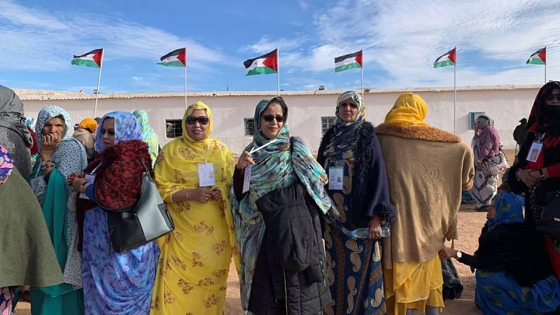 Cansancio entre los saharauis que acuden al XV Congreso del Frente Polisario