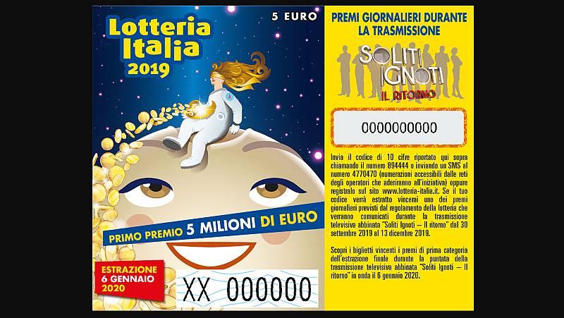 El sorteo de la Lotteria Italia es el 6 de enero