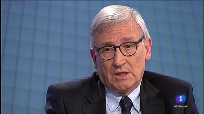 El Debat de La 1 - La immunitat de Junqueras i Xavier Arbós, professor de Dret Constitucional
