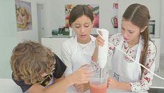 Aprende con MasterChef Junior 7 - Clase de cocina de Vanguardia 2