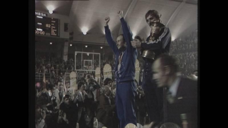 Conexión vintage - España - URSS Eurobasket 1973 - ver ahora