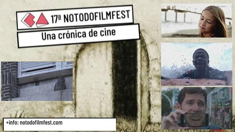 Cámara abierta - 17ª Notodofilmfest, Zona from Facebook, Litus y Mi gordo Poni (Álvaro Aguado) - ver ahora