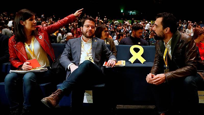 """Junqueras: """"La independencia es irreversible y un nuevo referéndum, inevitable"""""""