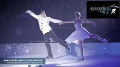 "Patinaje artístico - Programa previo ""Revolution on ice 2019"""