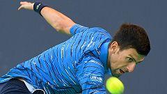 El punto imposible de Djokovic en Abu Dabi