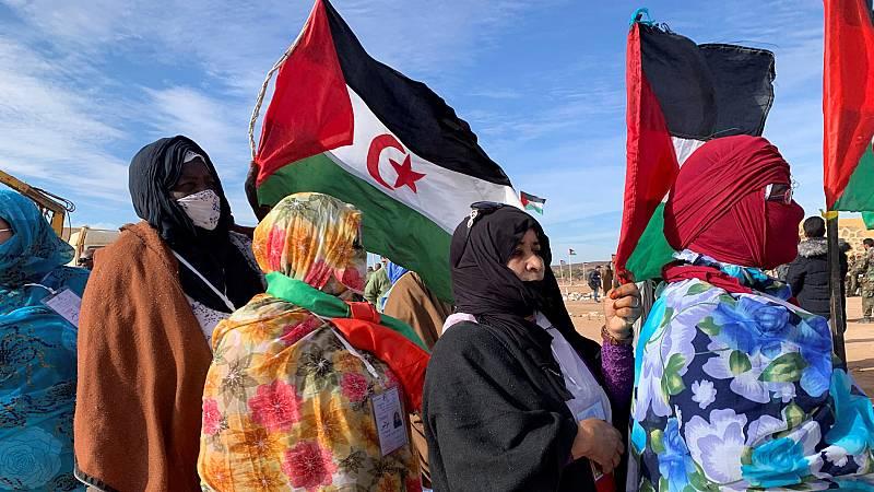 El Frente Polisario celebra un congreso que marca un cambio de rumbo para el Sáhara occidental
