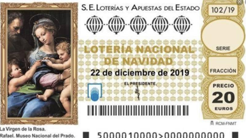 Lotería de Navidad: cómo se crean los décimos del sorteo