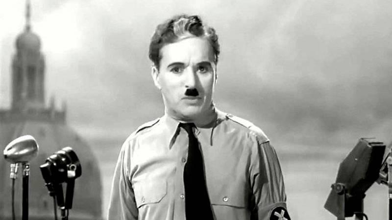 La secuencia de Krzysztof Piesiewicz: 'El gran dictador', de Chaplin