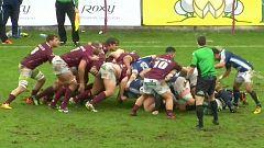 Rugby - Copa del Rey. 1ª semifinal: VRAC Quesos Entrepinares - Alcobendas Rugby