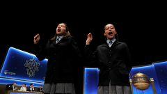 Noura y Elisabeth cantan el Gordo a los diez minutos