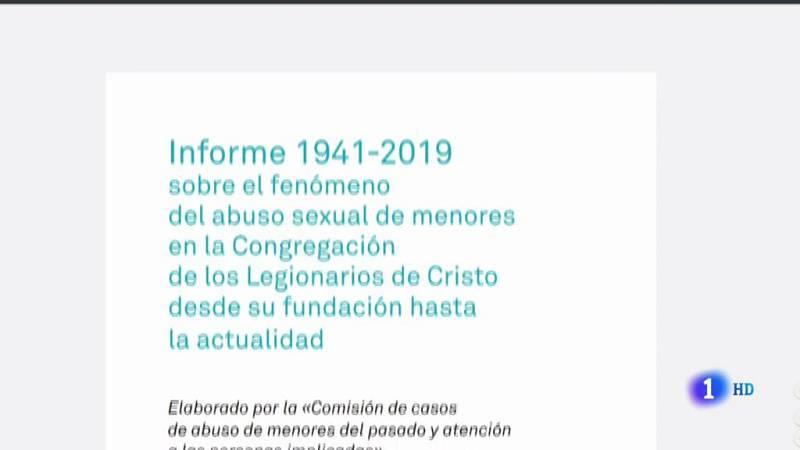 Los Legionarios de Cristo reconocen agresiones sexuales a 175 víctimas menores de edad