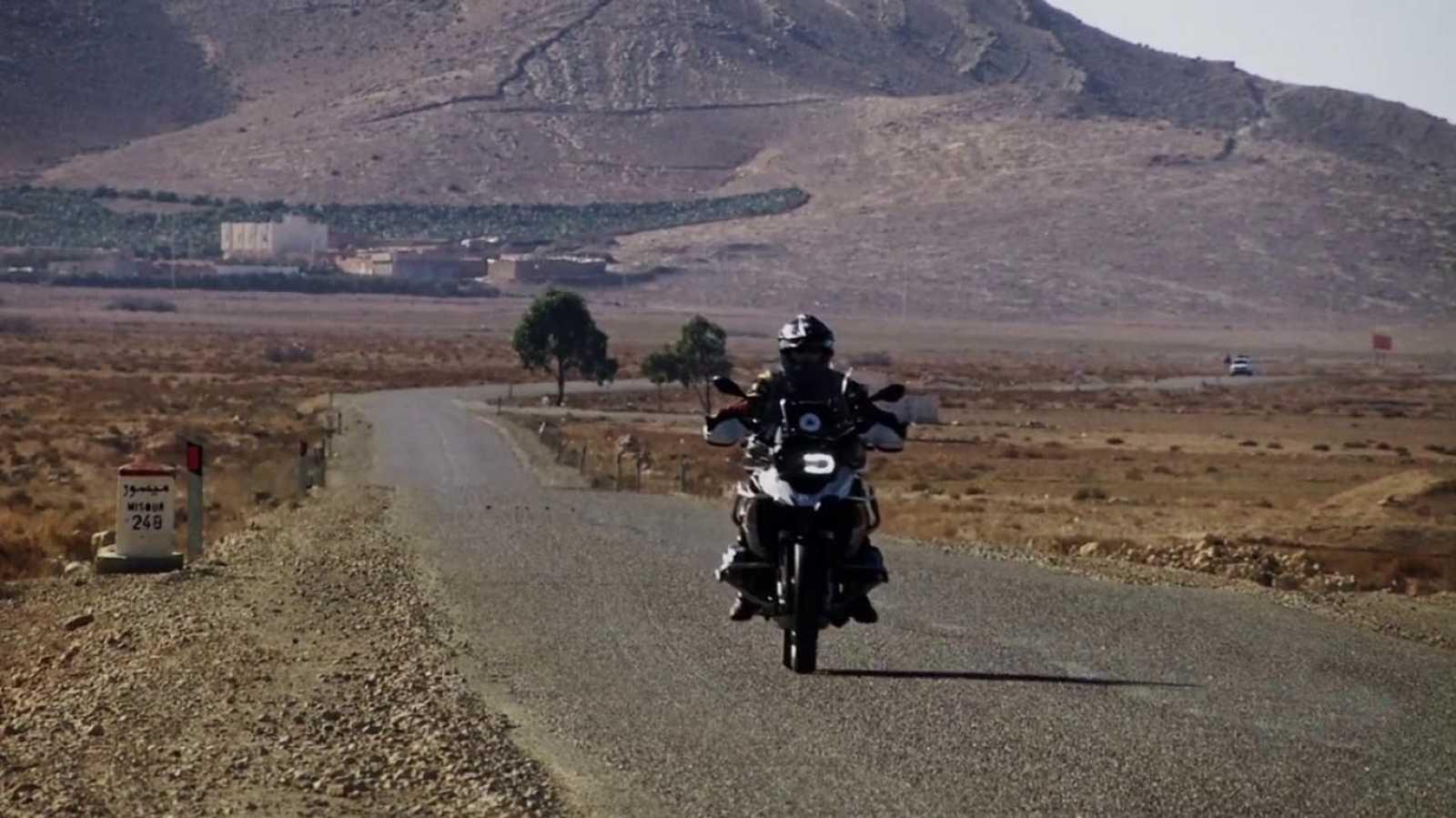 Diario de un nómada - Carreteras extremas II - La interminable - ver ahora