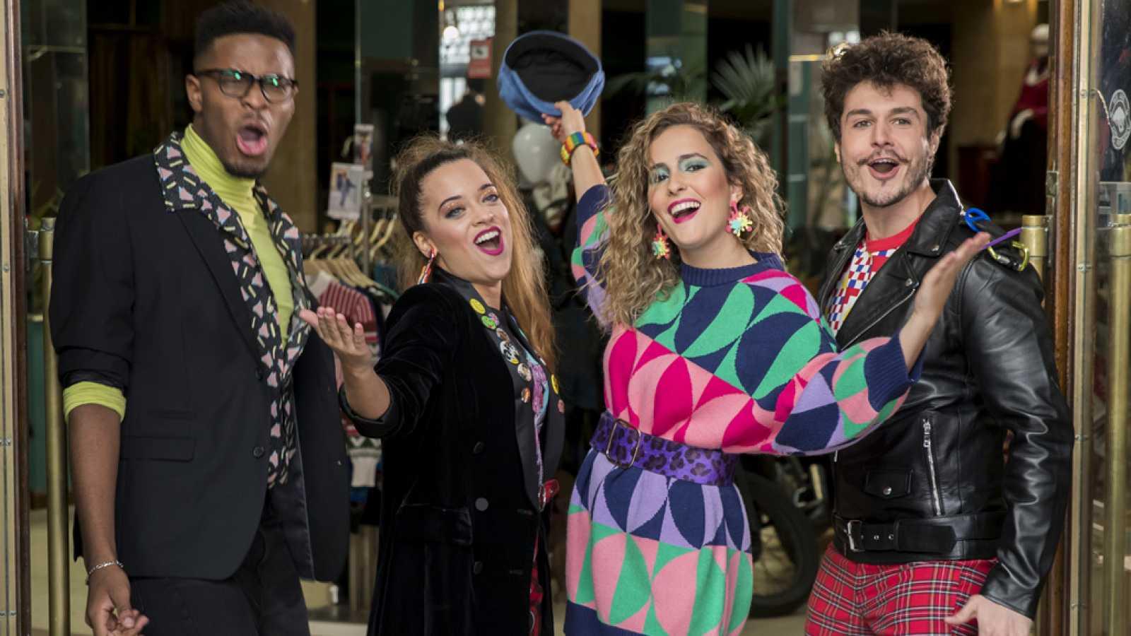 Telepasión 2019 - Chicos de OT enamorados de la moda juvenil