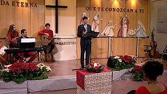 Culto evangélico de Navidad