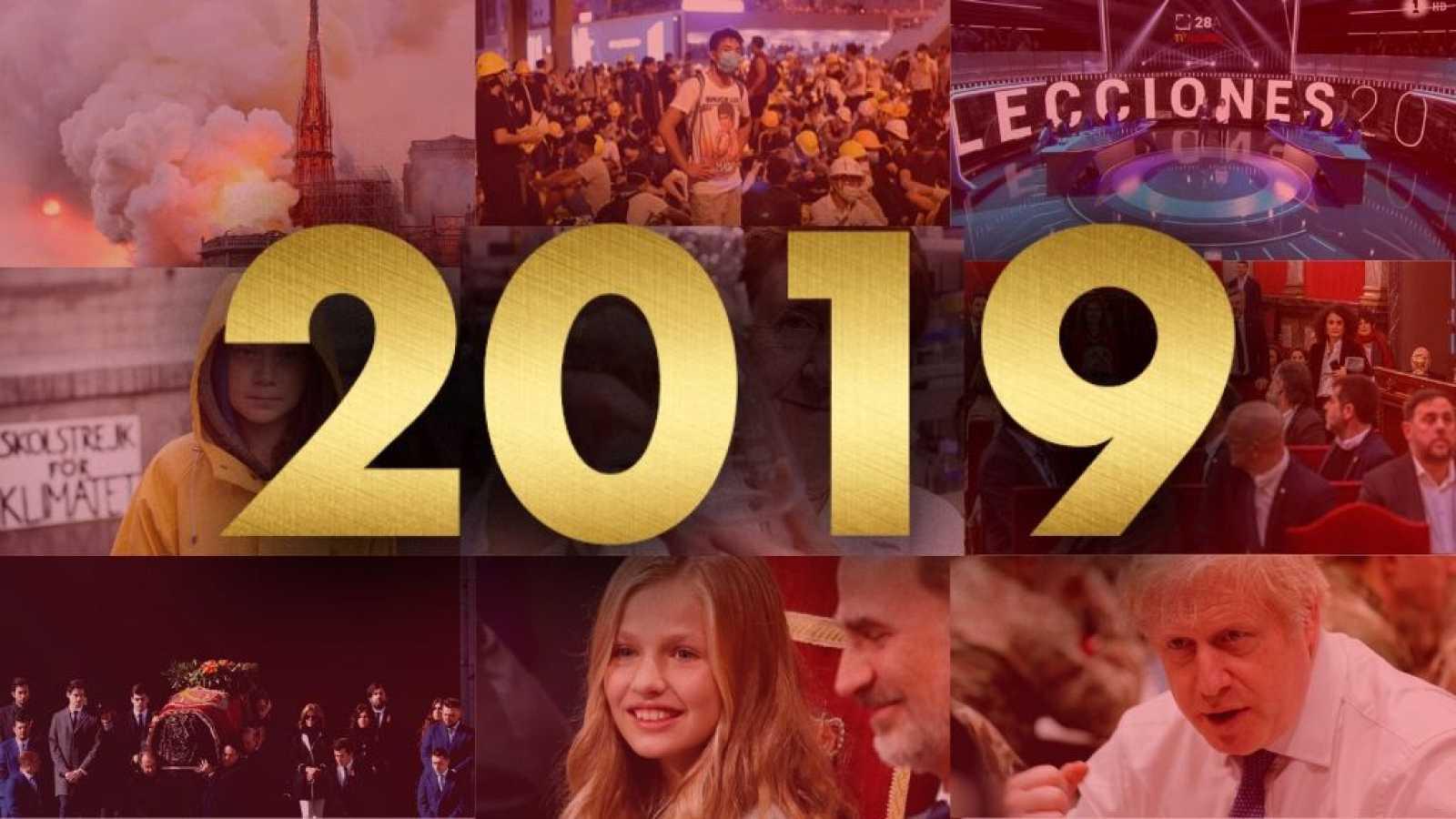Especiales RNE - Los sonidos del año 2019 en Radio Nacional  - Escuchar ahora