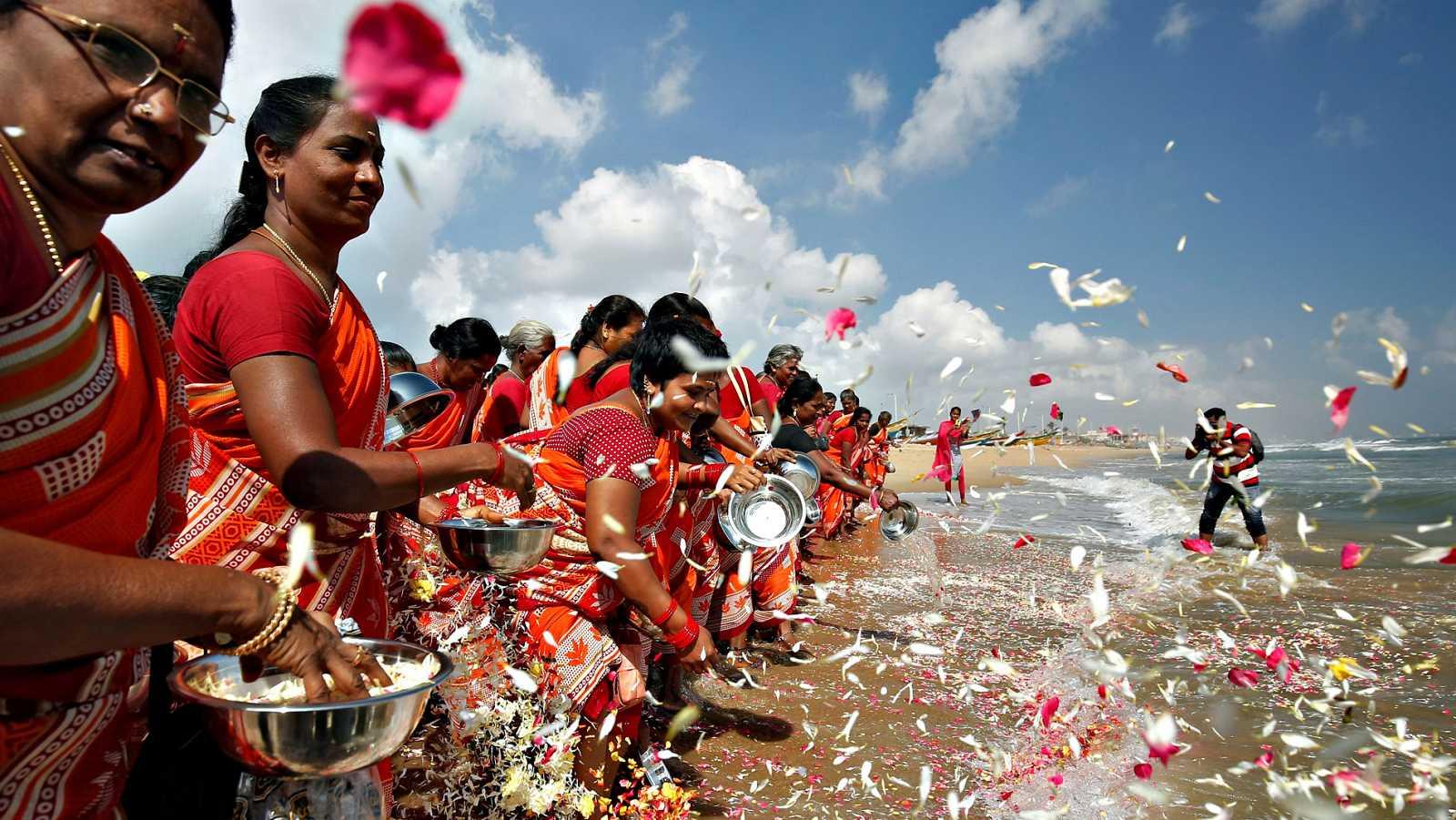 Quince años del tsunami que arrasó las costas de Asia y causó 230.000 muertos