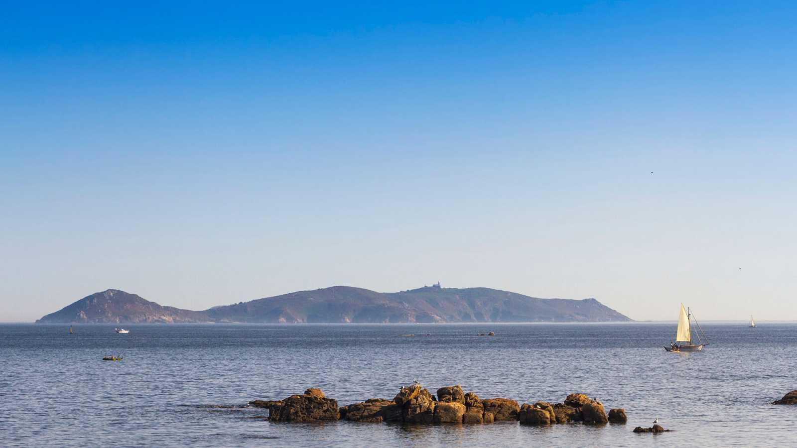 80 cm - Isla de Ons - ver ahora