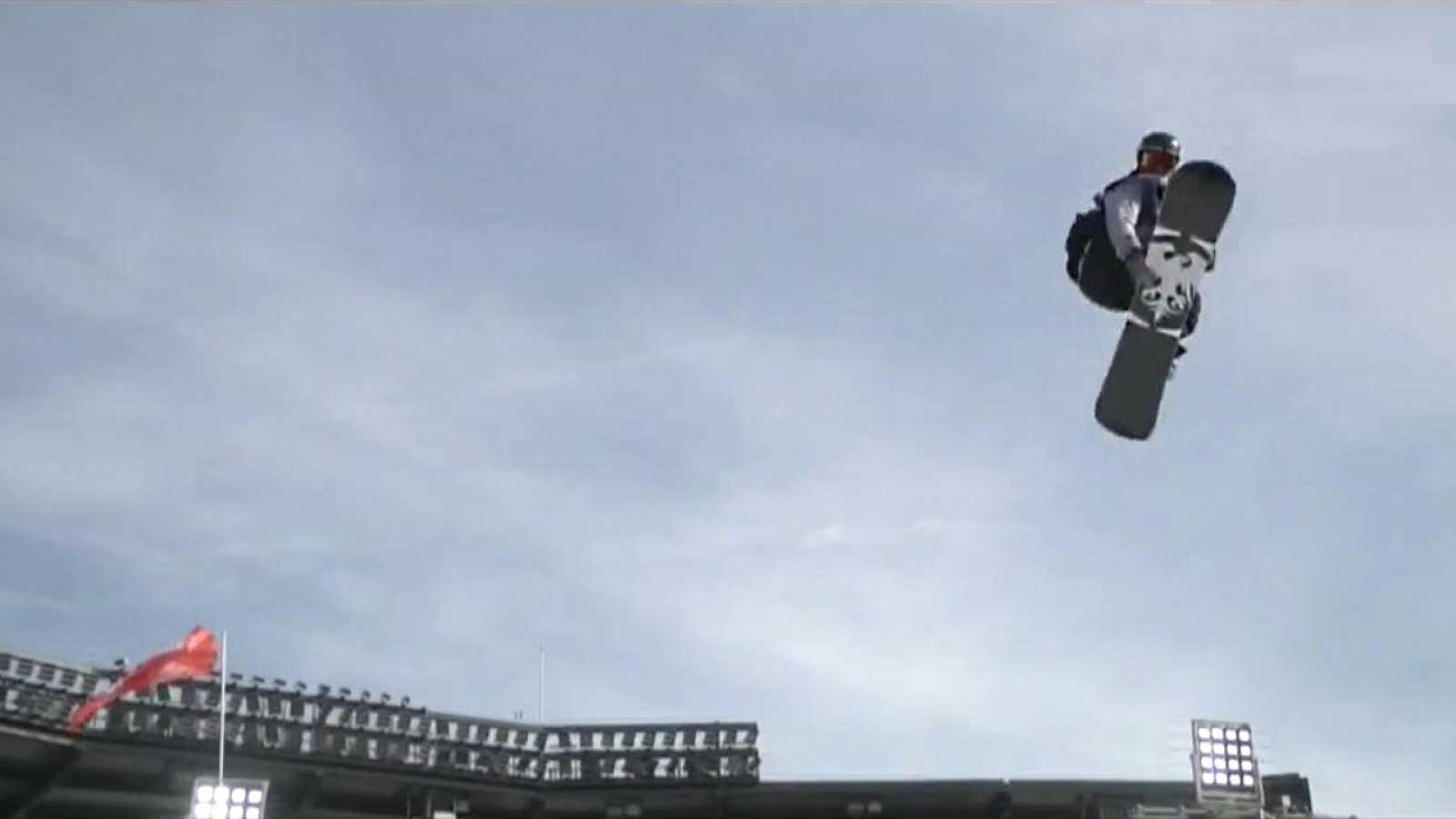 Snowboard - FIS Snowboard Copa del Mundo Magazine - Programa 3 - ver ahora