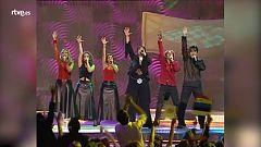 "David Bisbal: ""Disfruté muchísimo yendo a Eurovisión junto a Rosa"""