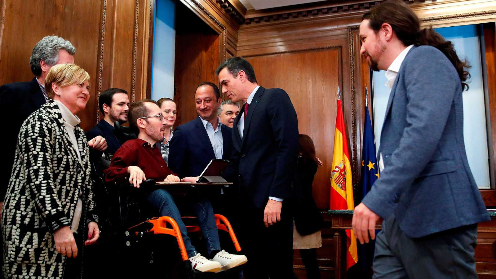 La derogación parcial de la reforma laboral o la regulación de alquileres, entre las principales medidas del acuerdo entre PSOE y Podemos