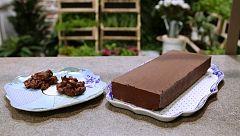 """""""Turrón de chocolate con arroz inflado"""" de Dani García"""
