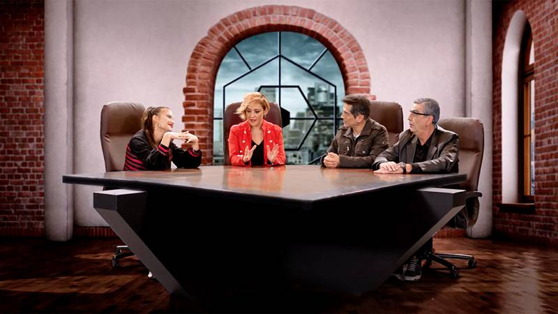 Rosalía y los Chunguitos en 'Liarla Pardo'
