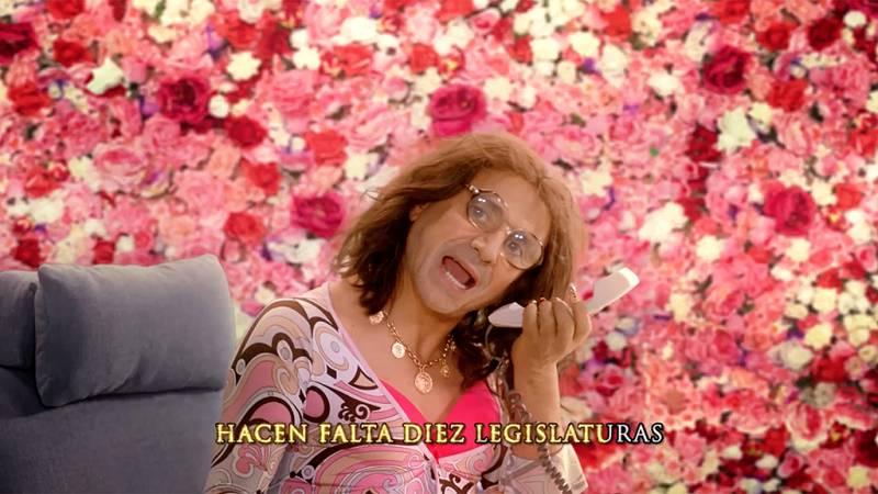 Rosalía canta 'Con hartura'.