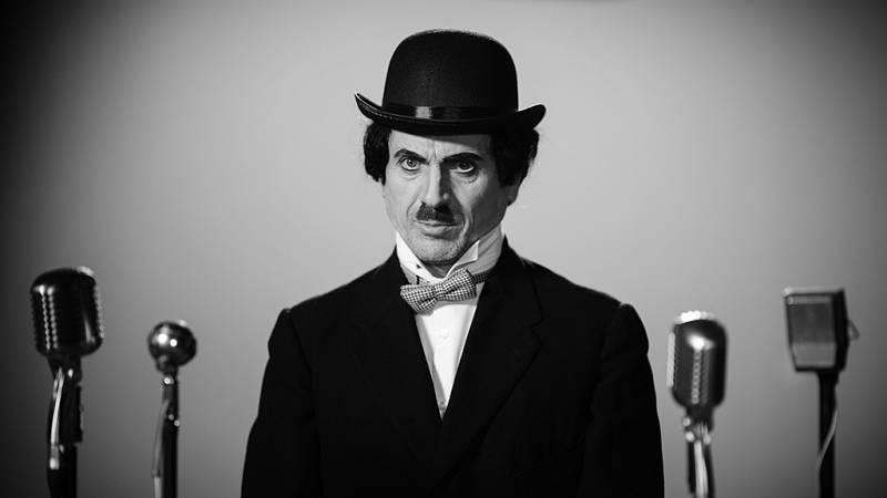 Discurso Chaplin, unidos por la comedia.