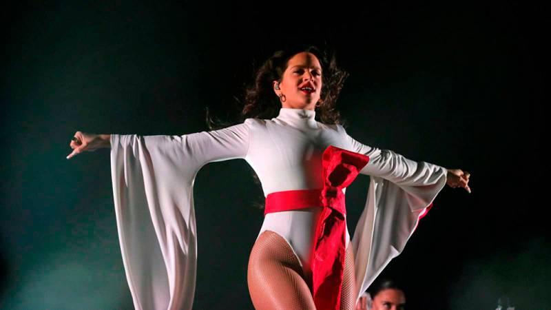 Rosalía también ha sido la reina de Spotify en 2019