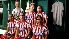 Especial José Mota - Unamuno y el equipo femenino del Atlético de Madrid