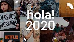 Diez años en tres minutos: Hola! 2020