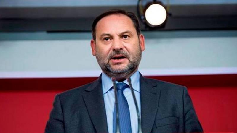 """Ábalos: """"España necesita un acuerdo cuanto antes, llevamos 10 meses en funciones"""""""