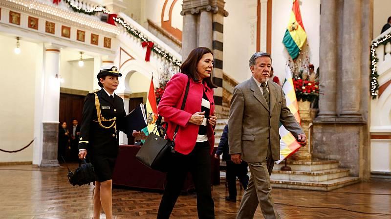 Tensiones diplomáticas entre Bolivia y España