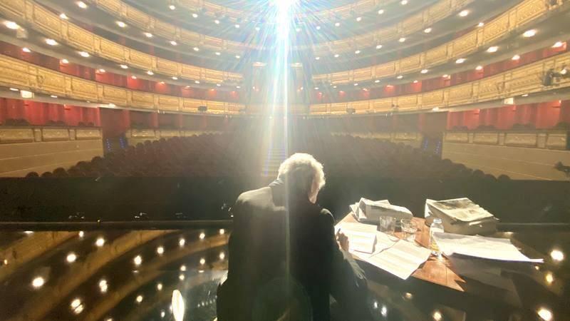 José Sacristán presta su voz a la despedida del 2019