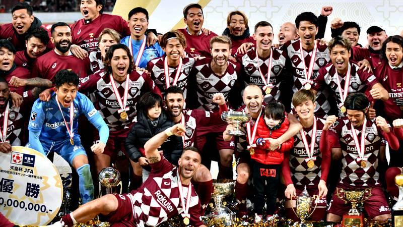 El Vissel Kobe de Japón se anotó este miércoles una victoria histórica en el fútbol nipón, al vencer por 2-0 al Kashima Antlers en la final de la Copa del Emperador, que representó el último partido para el español David Villa como jugador profesiona