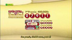 Sorteo ONCE - 01/01/20