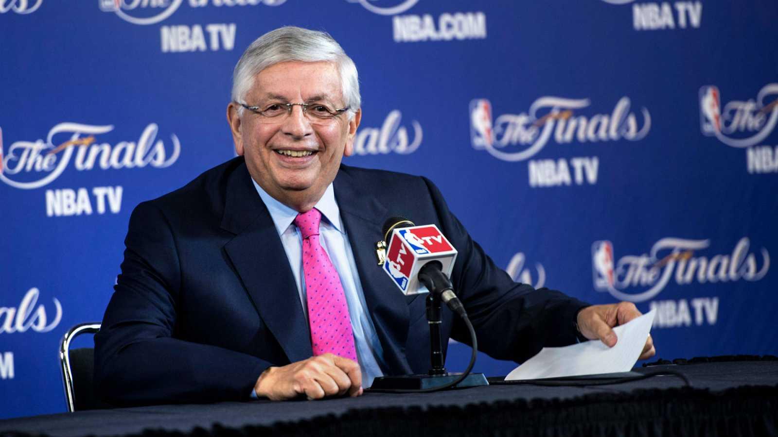 Fallece David Stern, comisionado emérito de la NBA
