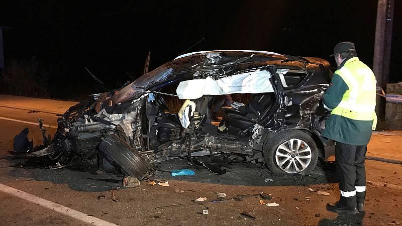 Las distracciones son la principal causa de los accidentes de tráfico