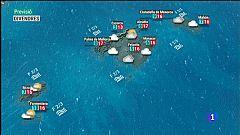 El temps a les Illes Balears - 02/01/20