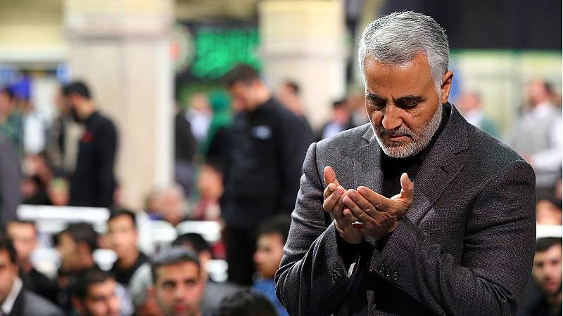 EE.UU. mata en un ataque al general iraní Soleimani y Jamenei promete venganza