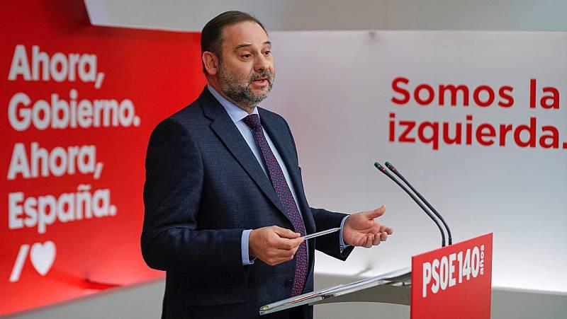 """El PSOE defiende que una consulta en Cataluña """"no es un referéndum de autodeterminación"""""""