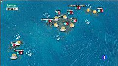 El temps a les Illes Balears - 03/01/20
