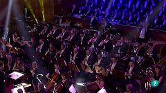 La orquesta y coro RTVE interpreta la banda sonora de 'Star Wars' en el Concierto de Reyes 2020