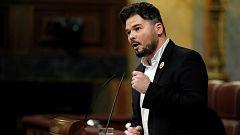 Especial informativo - Debate de investidura de Pedro Sánchez (6) - 04/01/20 - Lengua de signos