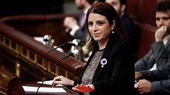 Especial informativo - Debate de investidura de Pedro Sánchez (10) - 05/01/20 - Lengua de signos