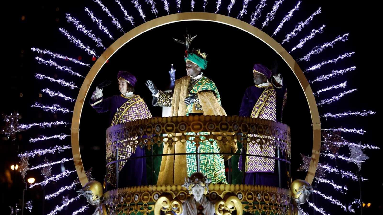 Cabalgata de Reyes 2020 - ver ahora