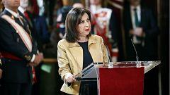 Discurso completo de Margarita Robles en la Pascua Militar 2020
