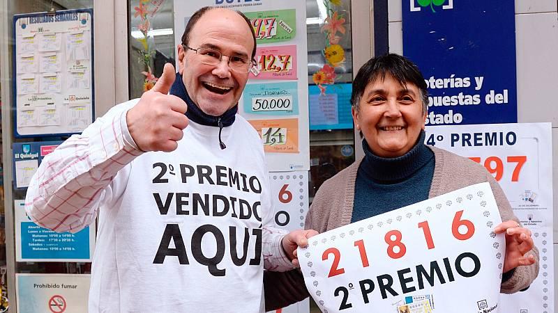 Lotería del Niño 2020: Girona reparte 21 millones de euros del segundo premio
