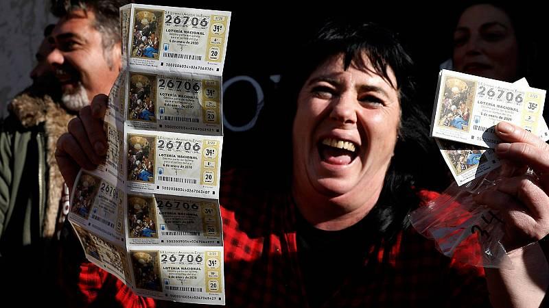 Lotería del Niño 2020: Torrent y Valladolid se reparten íntegro el tercer premio
